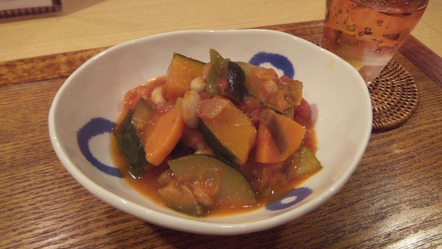 夏野菜のラタトゥーユ