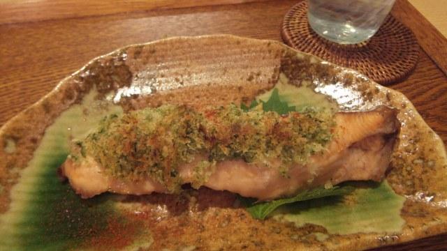 鮭の秋色焼き